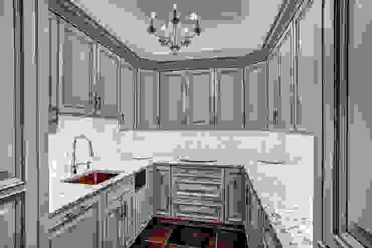 Butler's Pantry Studio Design LLC Kitchen