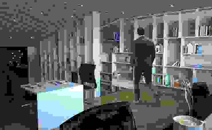 Sala de consulta Salones modernos de Arquitectos M253 Moderno