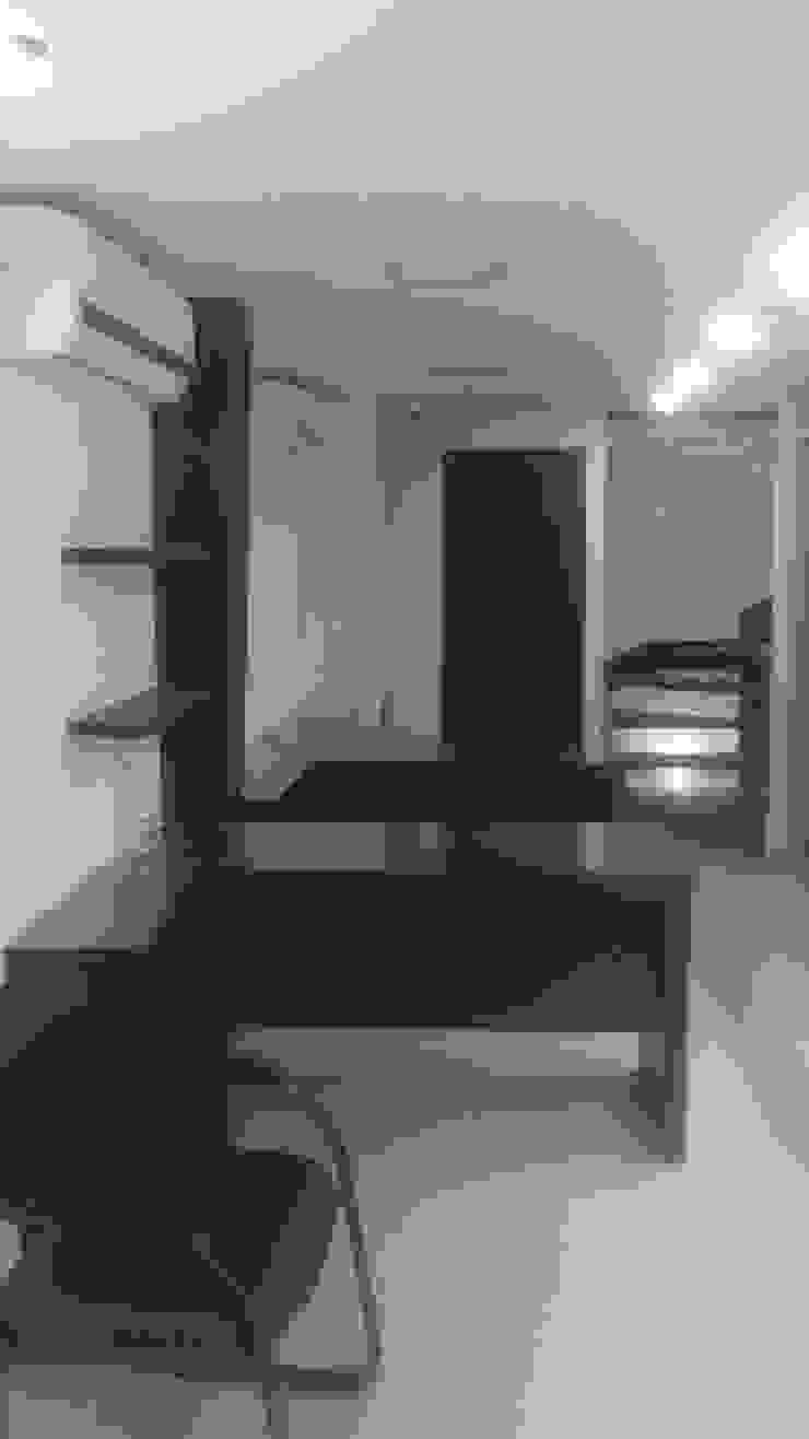 AREA ADMON Estudios y despachos modernos de DISEÑO APLICADO AVANZADO DE GUADALAJARA 2 Moderno Aluminio/Cinc