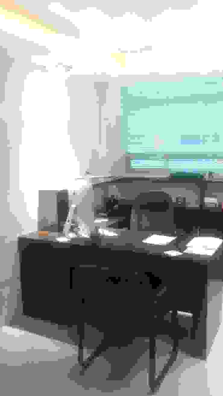 PRIVADOS Estudios y despachos modernos de DISEÑO APLICADO AVANZADO DE GUADALAJARA 2 Moderno Aluminio/Cinc
