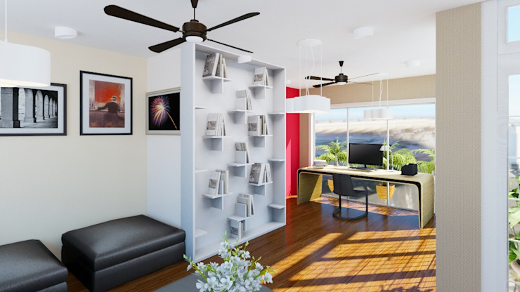 de Studio Arquitectura Minimalista