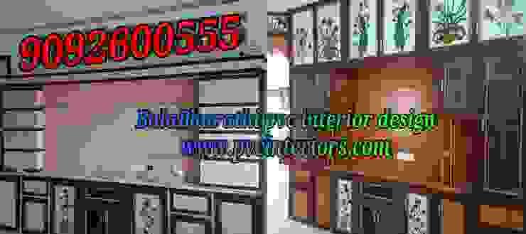 pvc modular kitchen in hosur  pvc kitchen cabinets in hosur Balabharathi: modern  by balabharathi pvc interior design,Modern