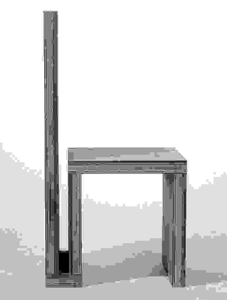 stoel 1 van Joyce Bark Minimalistisch Multiplex