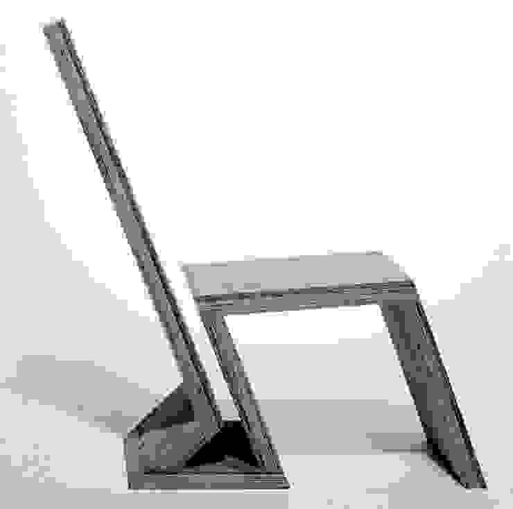 stoel 3 van Joyce Bark Minimalistisch Multiplex