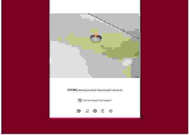 FOCO LED COIMBRA por ESSANI-Inovação Tecnológica Moderno Ferro/Aço