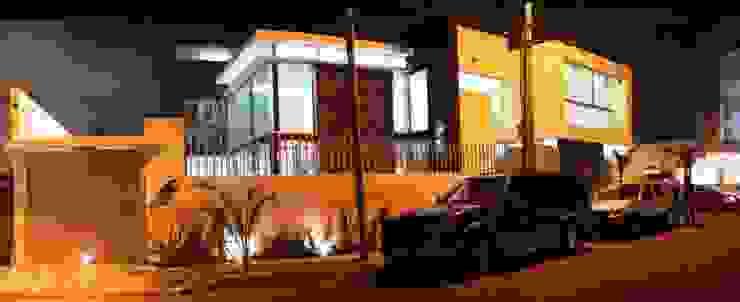 CASA BALLENA Casas modernas de Diseño Aplicado Avanzado de Guadalajara Moderno