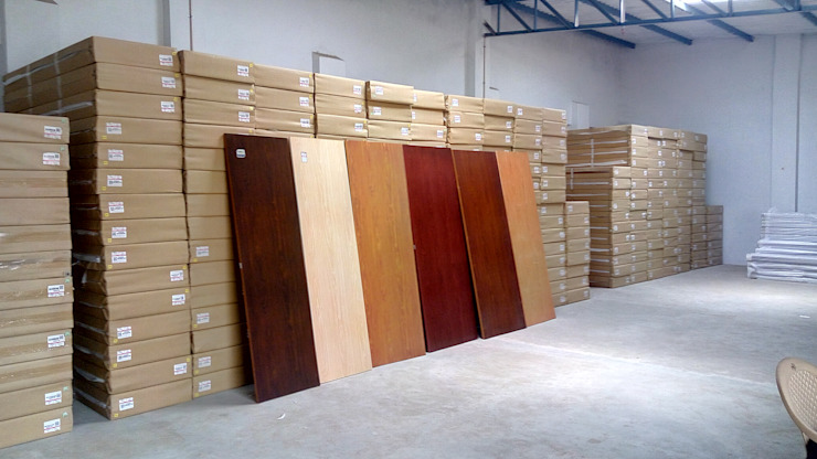balabharathi pvc doors in chennai: modern  by balabharathi pvc interior design,Modern
