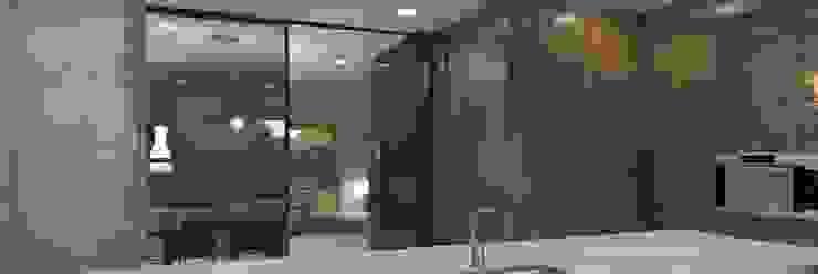 Studio DEEVIS Modern living room Iron/Steel