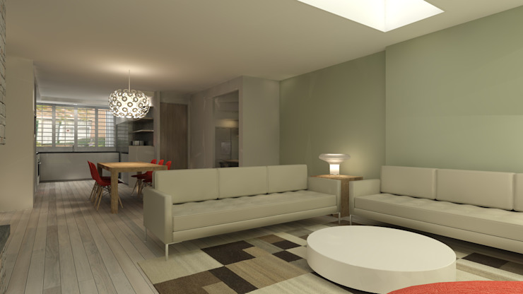Studio DEEVIS Salon moderne