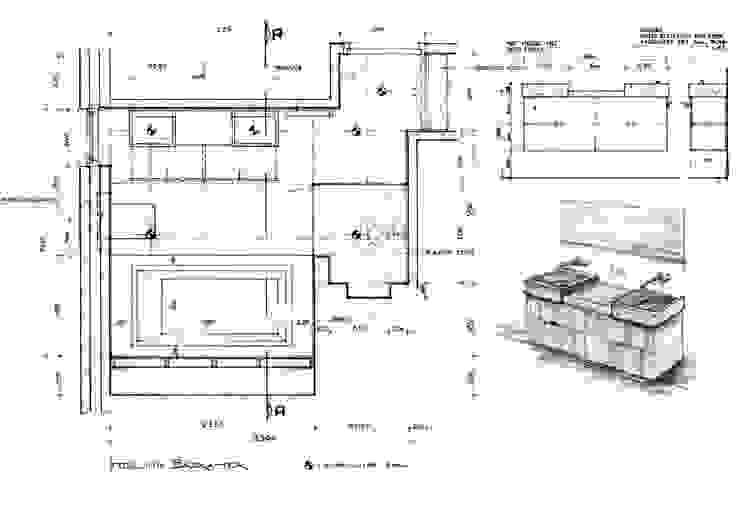 Badkamer Moderne badkamers van Bob Romijnders Architectuur + Interieur Modern