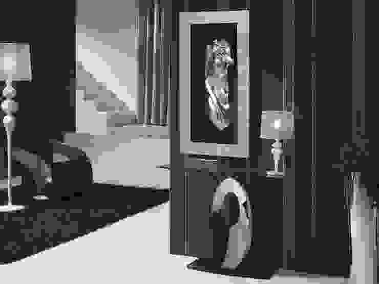 Consolas para o Hall Furniture for Hall www.intense-mobiliario.com ANUL http://intense-mobiliario.com/pt/consolas-hall-entrada/11550-consola-anul.html por Intense mobiliário e interiores; Moderno