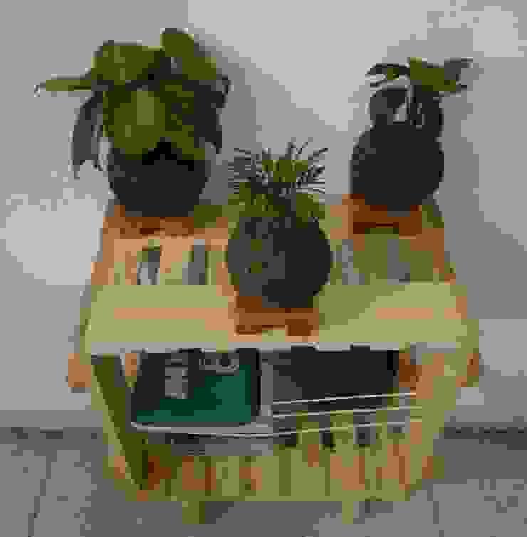 Mueble Arranz Departamento Seis HogarAccesorios y decoración Madera maciza Acabado en madera