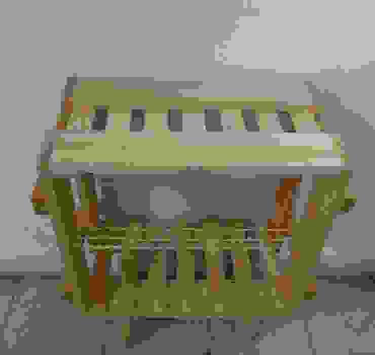 Departamento Seis CasaAccessori & Decorazioni Legno massello Effetto legno