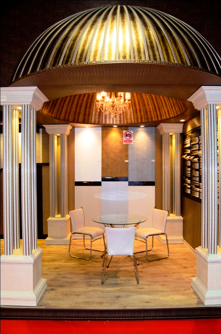 Dome  Ceiling: colonial  by MARIA DECOR,Colonial