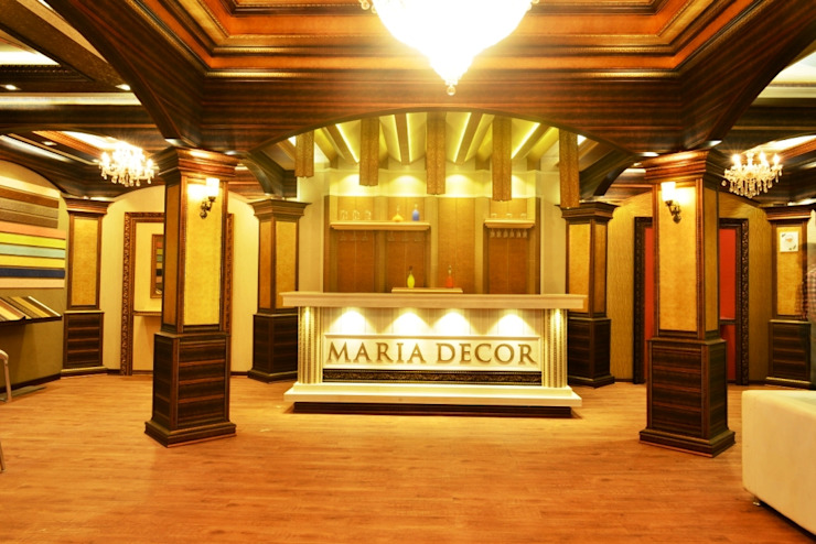 MARIA  DECOR EXIHIBITION STALL: colonial  by MARIA DECOR,Colonial