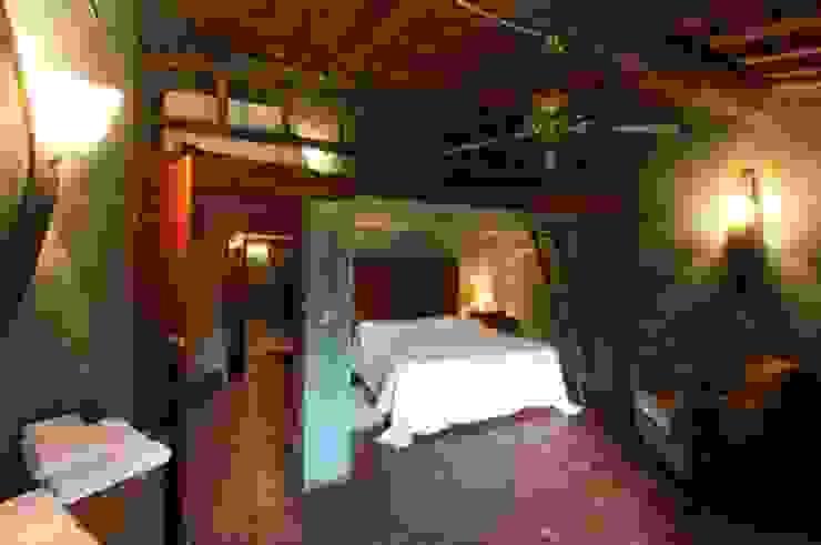 Klasik Yatak Odası Studio Tecnico Progettisti Associati Ing. Marani Marco & Arch. Dei Claudia Klasik