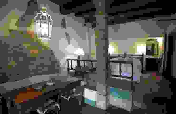 camera da letto b&b Soggiorno rurale di Studio Tecnico Progettisti Associati Ing. Marani Marco & Arch. Dei Claudia Rurale