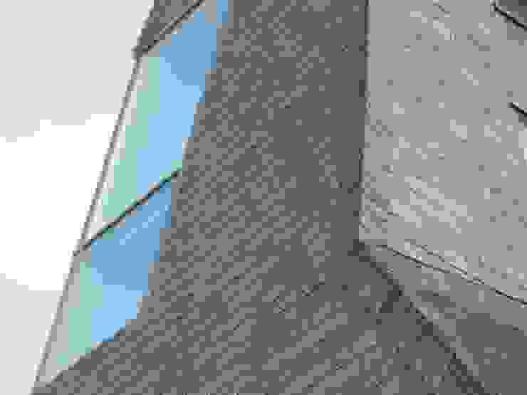 Torenwoning Moderne huizen van Architectenbureau Jules Zwijsen Modern Leisteen