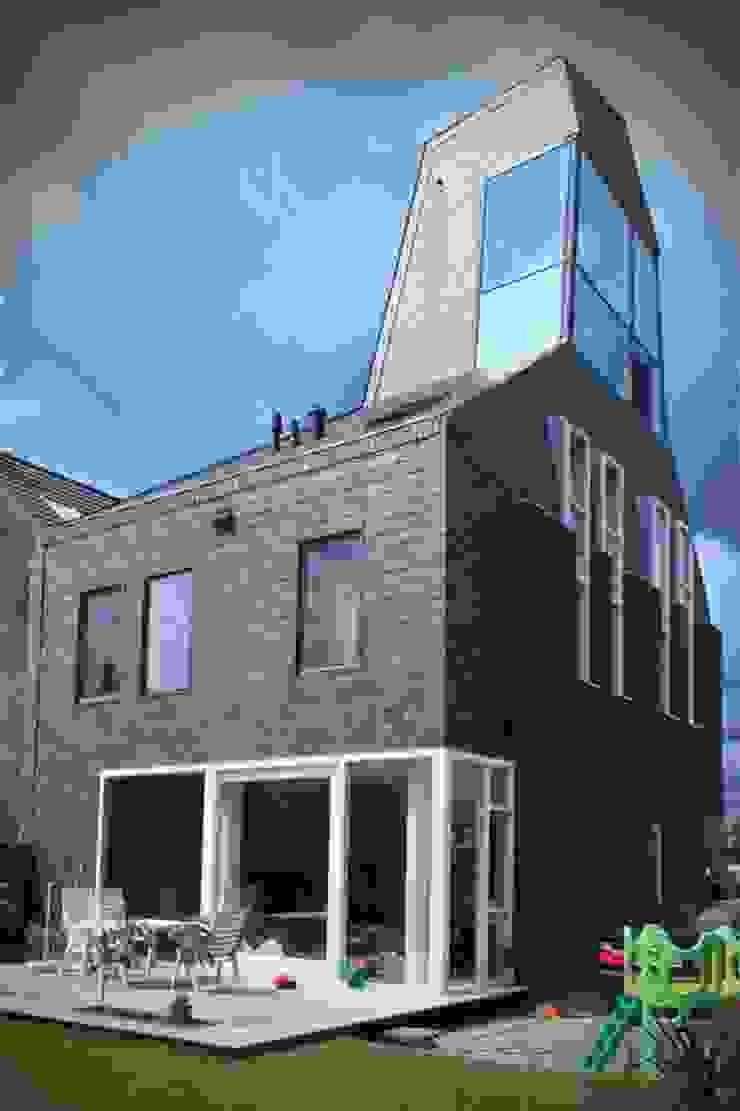 Torenwoning Moderne huizen van Architectenbureau Jules Zwijsen Modern