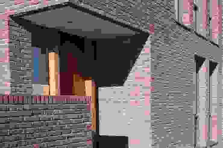 Torenwoning Moderne huizen van Architectenbureau Jules Zwijsen Modern Steen
