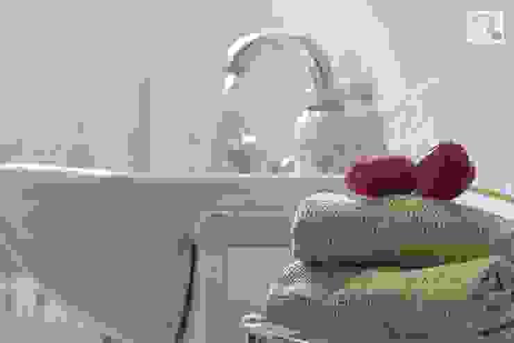 Charming Home Salle de bainDécorations Vert