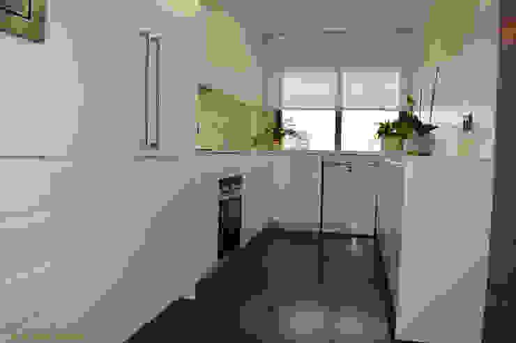 Cucina moderna di Visaespais, reformas y rehabilitaciones en Tarragona Moderno
