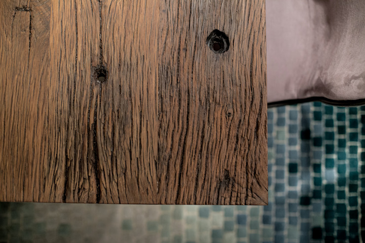 industrial  by 3 DESKI, Industrial Wood Wood effect
