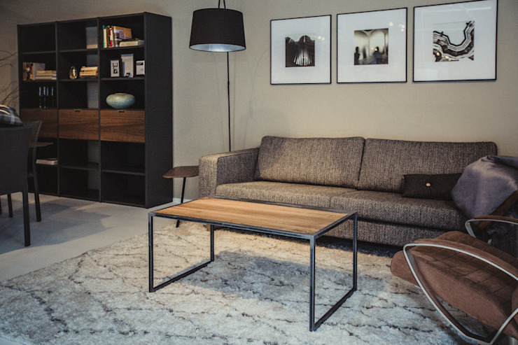 3 DESKI Living roomSide tables & trays