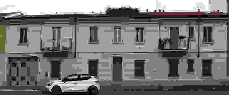 Dopo la ristrutturazione Case classiche di Fabio Ricchezza architetto Classico