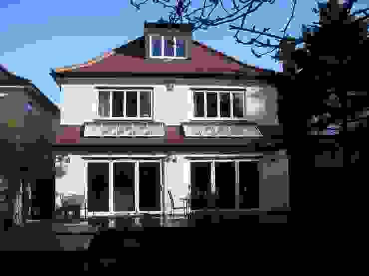 Carmel David Willis Architect Modern Houses Bricks White