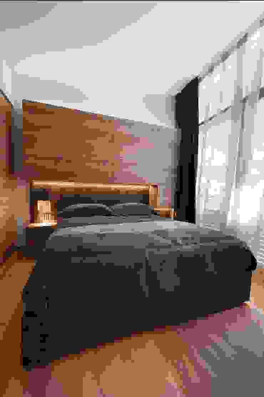 STUDIO CERON & CERON Modern style bedroom