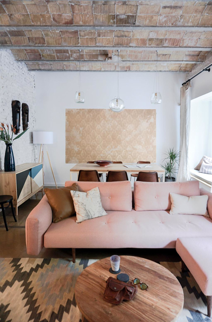 Bloomint design Living room Ceramic Multicolored