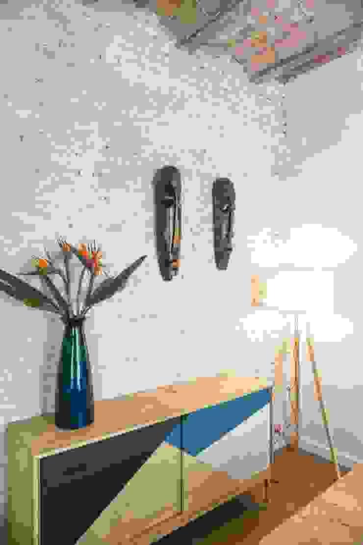 Napoles Salones de estilo ecléctico de Bloomint design Ecléctico