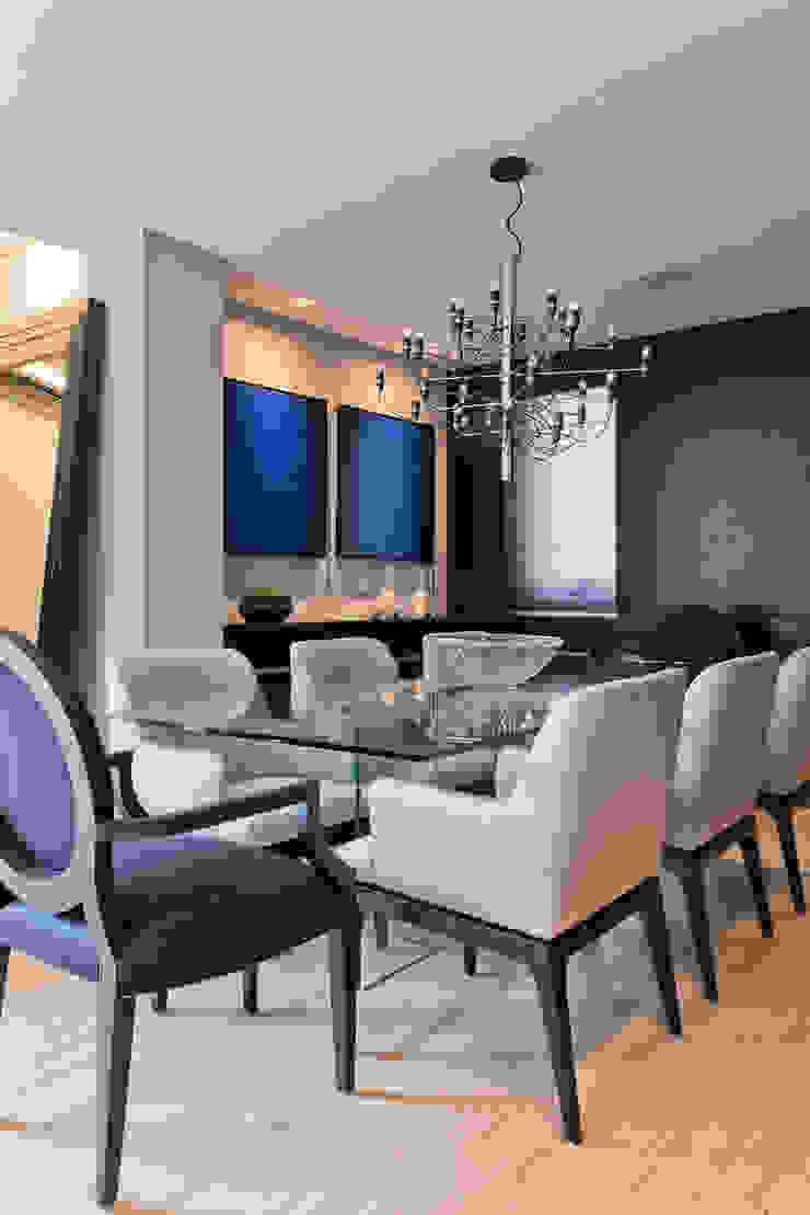 Studio Leonardo Muller Modern dining room