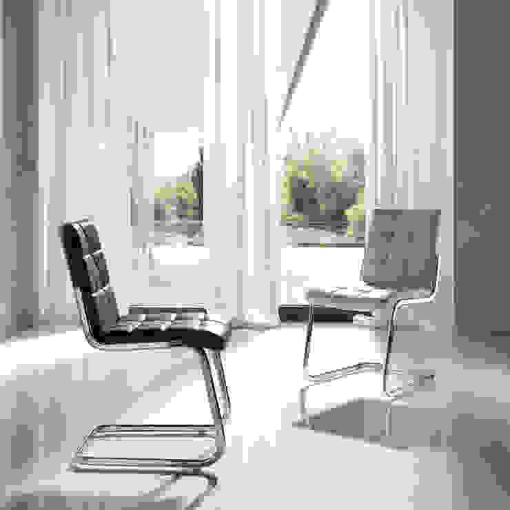 http://intense-mobiliario.com/pt/cadeiras/2312-cadeira-priu.html por Intense mobiliário e interiores; Moderno