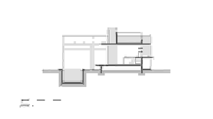 Casa Berazategui de Besonías Almeida arquitectos Moderno