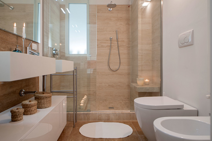 piergiorgio corradin photographer BadezimmerWannen und Duschen