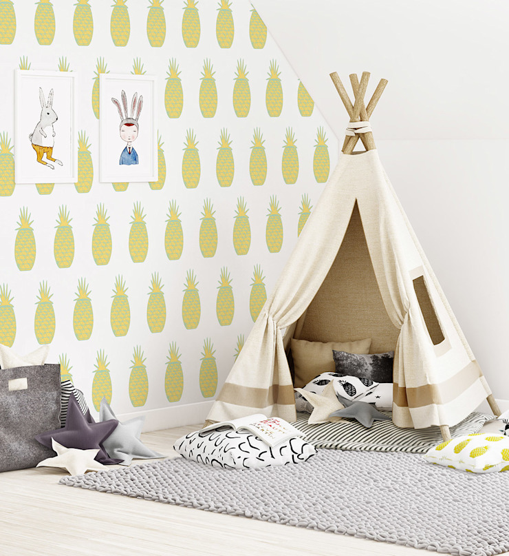 Modern Kid's Room by Humpty Dumpty Room Decoration Modern