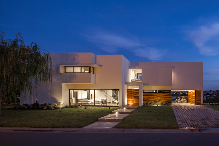 Modern Houses by Besonías Almeida arquitectos Modern Concrete