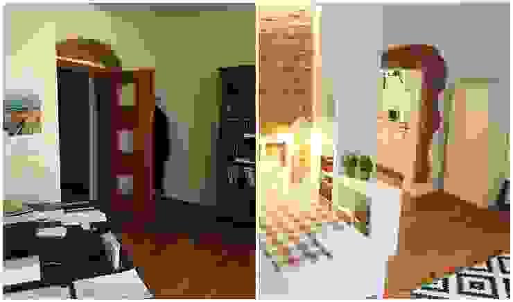Apartament typu studio od MOMA HOME