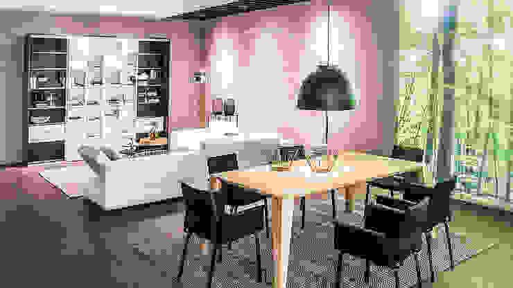 Ruang Makan Modern Oleh edelundstein GmbH Modern