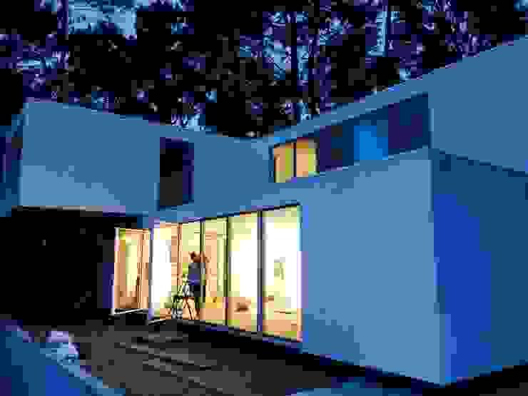 Fábrica Das Casas - Arquitetura Modular por Fábrica Das Casas Moderno