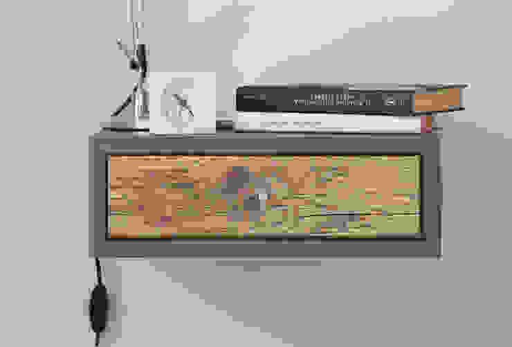 Projekty,   zaprojektowane przez Ebanisteria Cavallaro, Nowoczesny Drewno O efekcie drewna