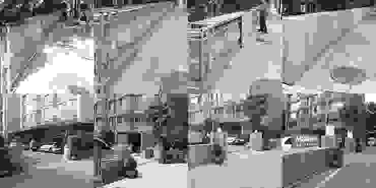 CHUNGDAM MOKHWA RIVERVILLE : HJL STUDIO의 현대 ,모던