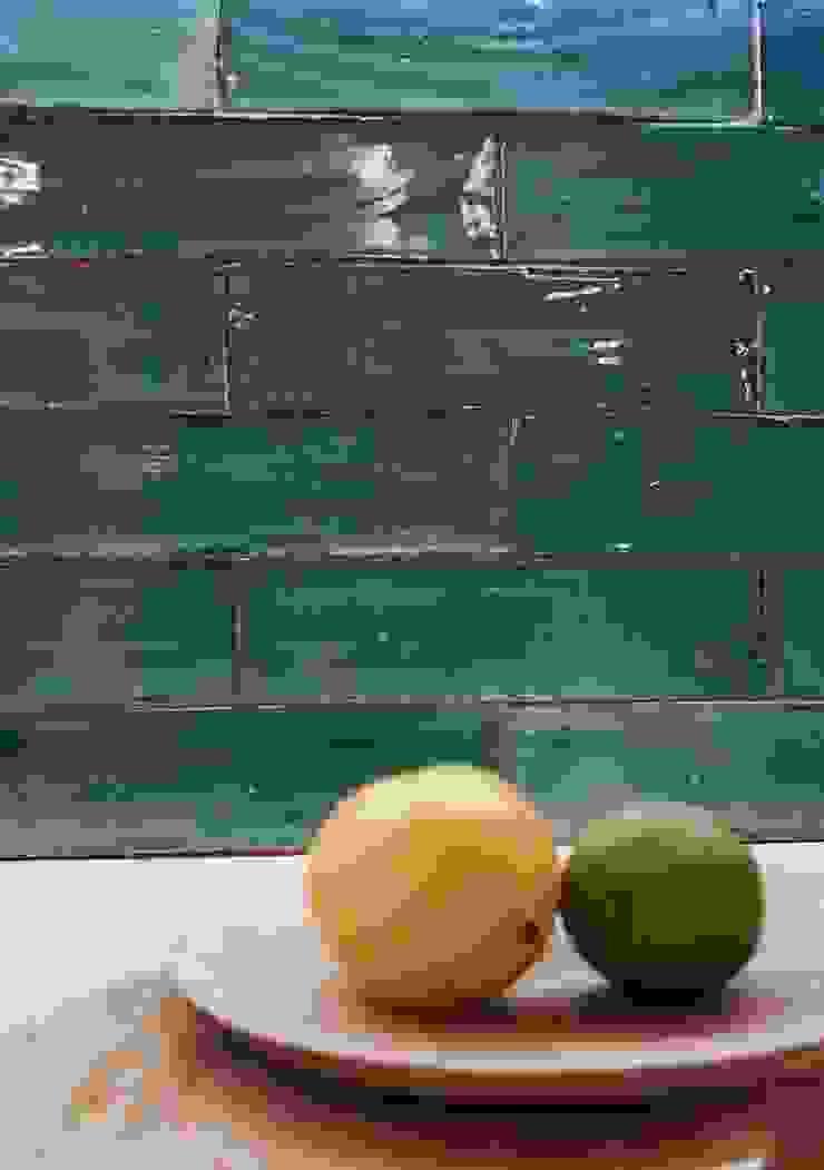 Bloomint design Walls & flooringTiles Ceramic Turquoise