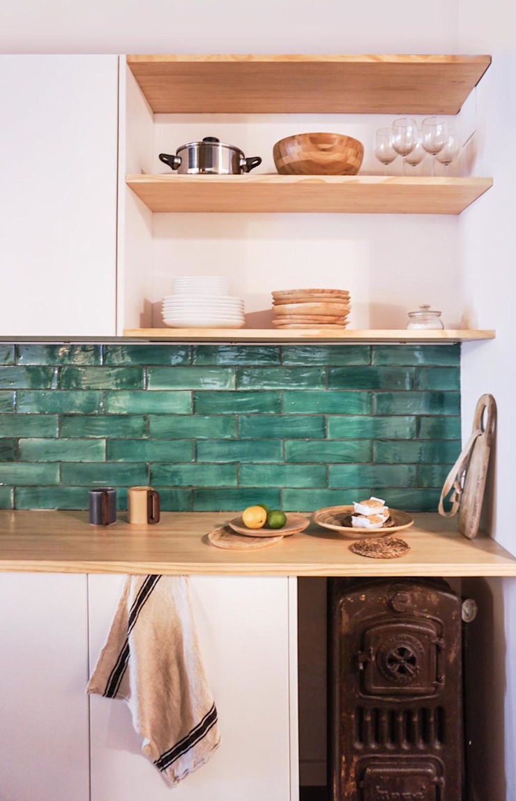 Bloomint design Kitchen Turquoise