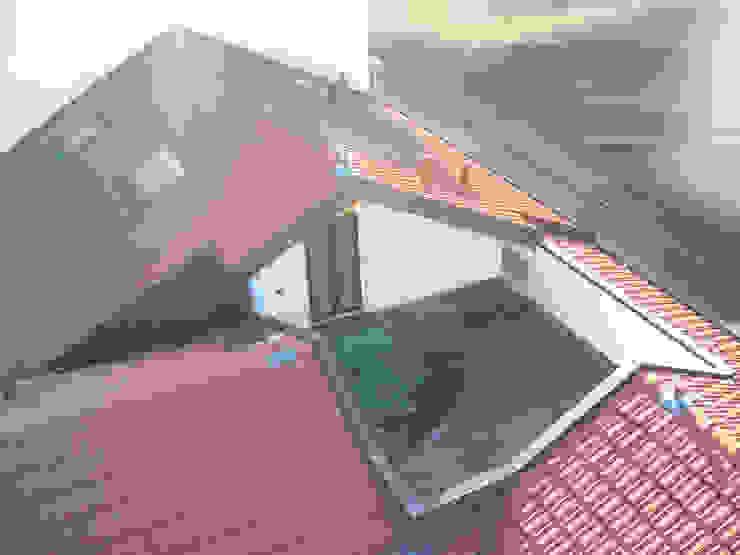 Fabio Ricchezza architetto Modern Terrace