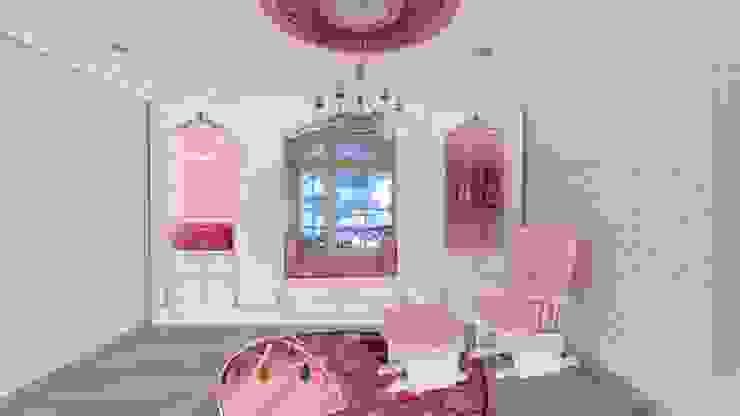 غرفة الاطفال تنفيذ Altuncu İç Mimari Dekorasyon,