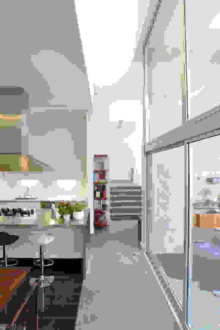 Cozinha Studio Leonardo Muller Cozinhas minimalistas