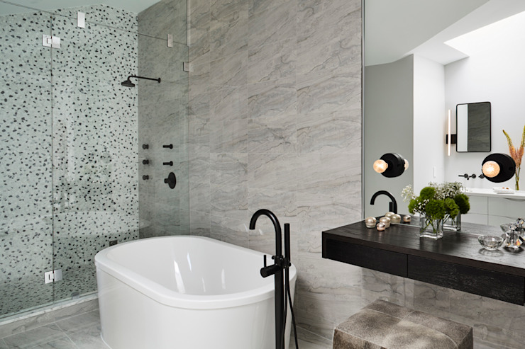 Modern bathroom by M Monroe Design Modern
